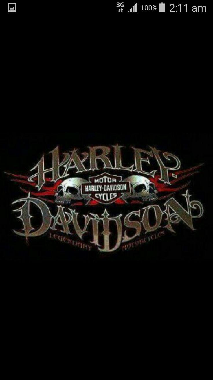 Best 25 Harley Davidson Decals Ideas On Pinterest