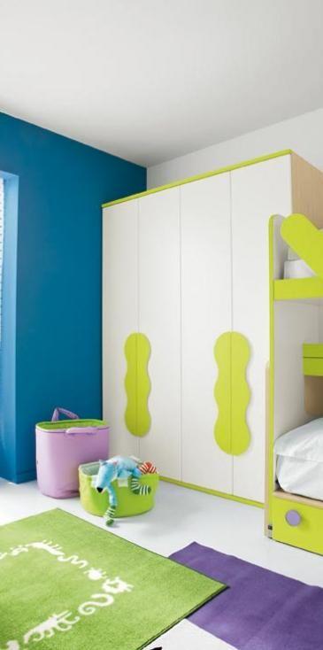 C133 - Мебель для детских - Детские комнаты - Colombini Casa
