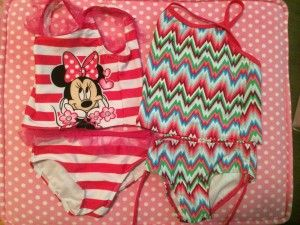 Today's Hint: 3 Baby, Toddler and Kid Swimwear Shopping Tips (one of the tips - go for a tankini for girls)