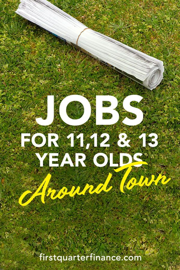 Jobs For 11 12 13 Year Olds Summer Jobs And After School Jobs