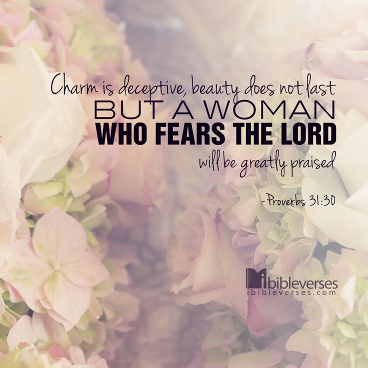 Inspirational Bible Verses For Women | woman-who-fears-the-lord-thumb.jpg