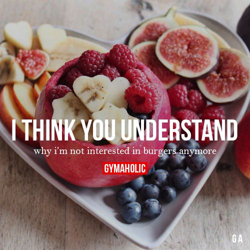 I Think You Understand Why I'm not interested in burgers anymore. More motivation -> http://www.gymaholic.co #fit #fitness #fitblr #fitspo #motivation #gym #gymaholic #workouts #nutrition #supplements #muscles #healthy