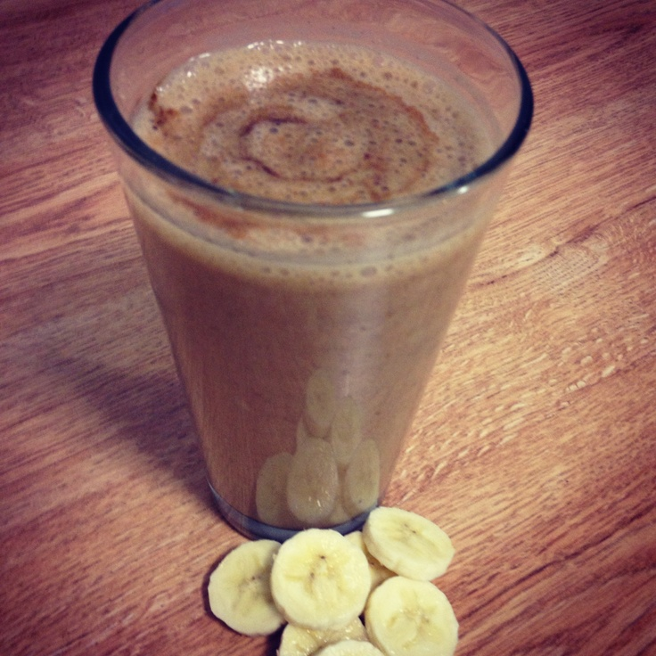 Gingerbread (Iron-rich) Smoothie 1 c vanilla flavored, unsweetened ...