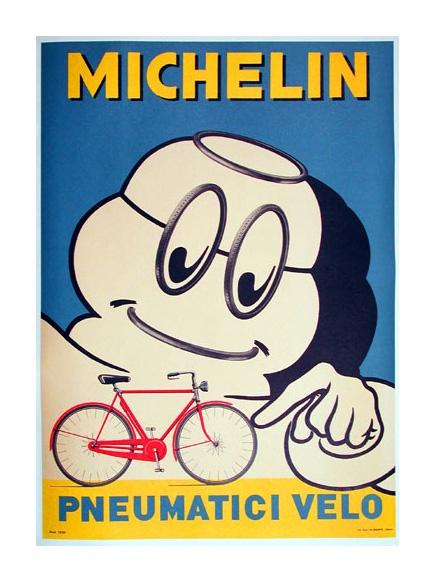Good Ol' Michelin Man.