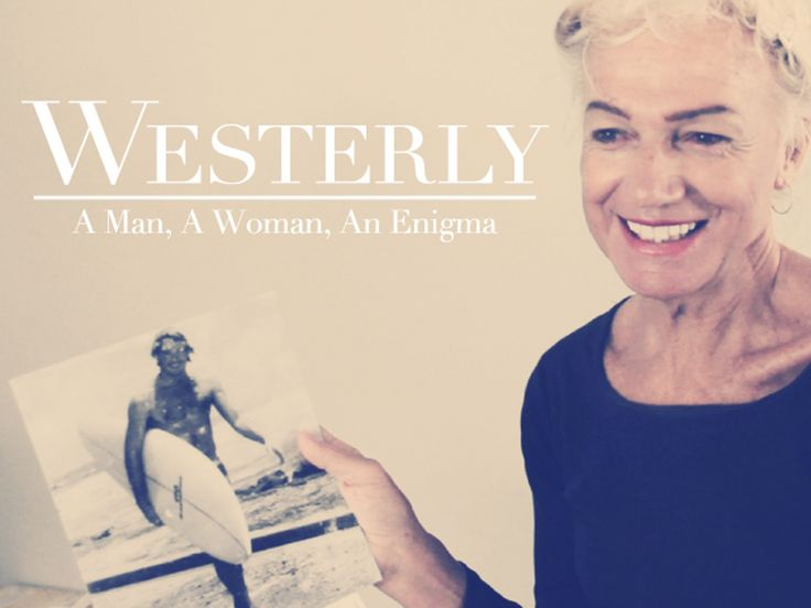 Becoming Westerly is a fascinating story about pro surfers journey of gender transition. We've gtot a copy of the book to giveaway.