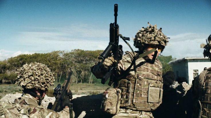 #BeTheBest New British Army Recruitment Advert 2014