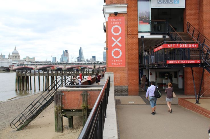 Americans in London - gallery@oxo