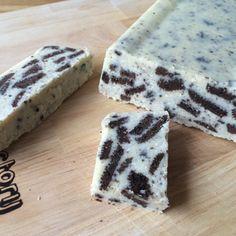 Witte chocolade Oreo arretjescake