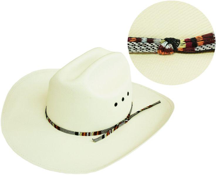 Chapéu em Lona Eldorado Company Júnior Banda C    Chapéu Eldorado feito em Lona de alta qualidade e elástico na parte interna, proporcionando assim um melhor ajuste a cabeça. Copa lisa, rebite vazado para ventilação e banda em fita. A moda country infantil masculina e feminina ganha destaque nas Lojas Cowboys. Escolha a que mais combina com seu Cowboy ou sua Cowgirl.