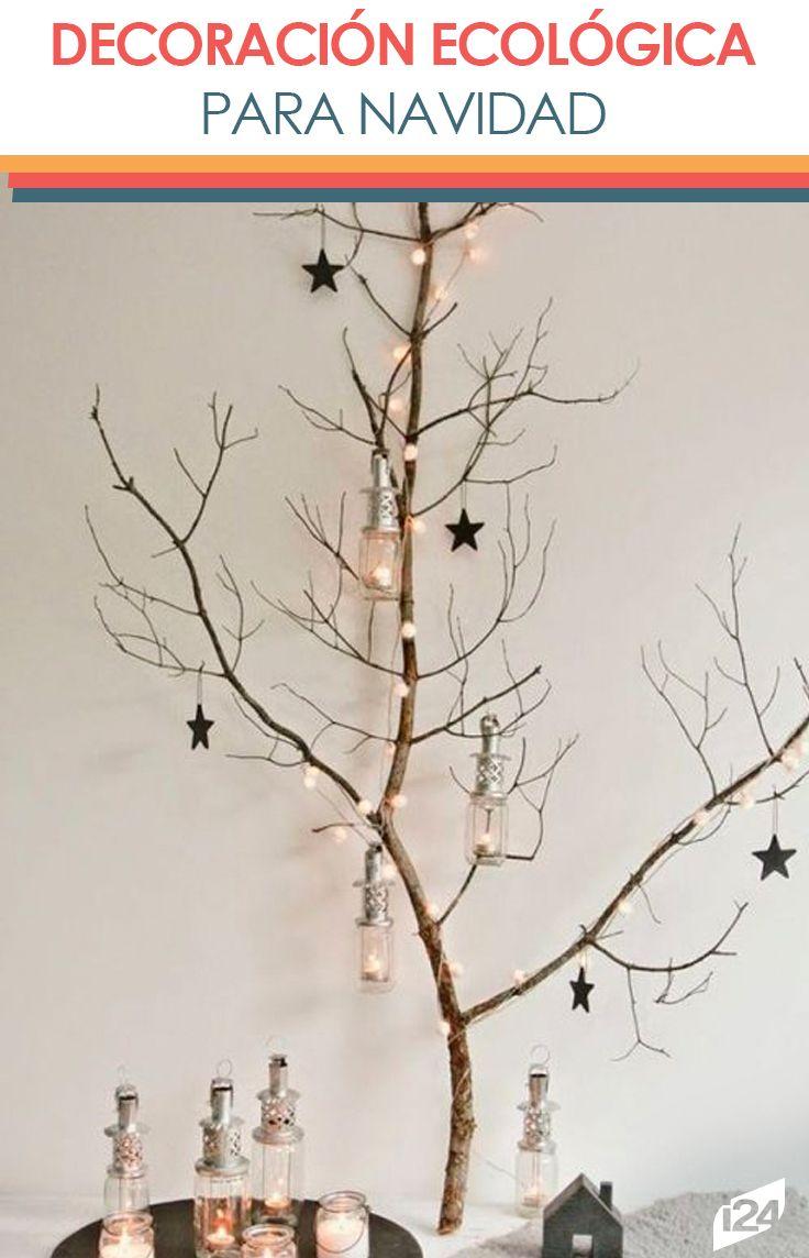 Creatividad, ecología, reciclaje y navidad, todo junto sí se puede #navidad #christmas #ideas #decoración