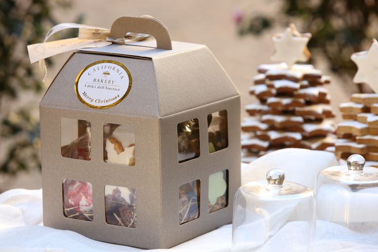 Christmas Gift Box | by California Bakery