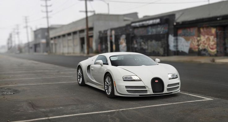 Last Bugatti Veyron Super Sport will be auctioned next month