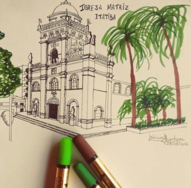 Igreja Matriz de Itatiba