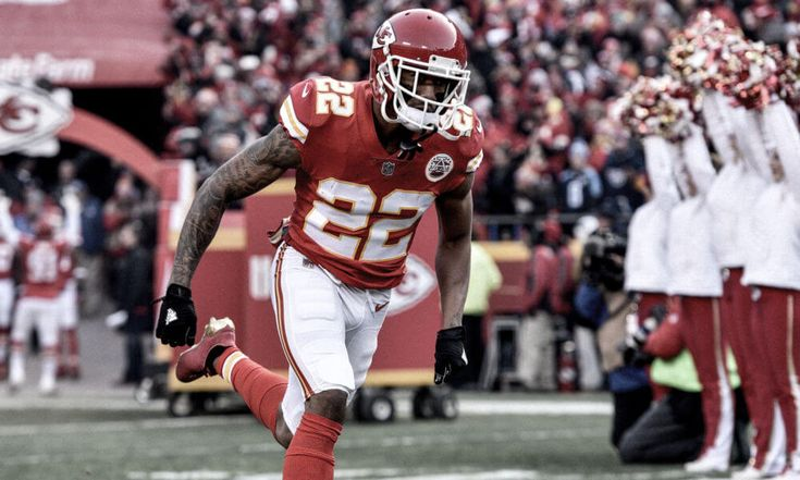 Marcus Peters is traded to the NFC West