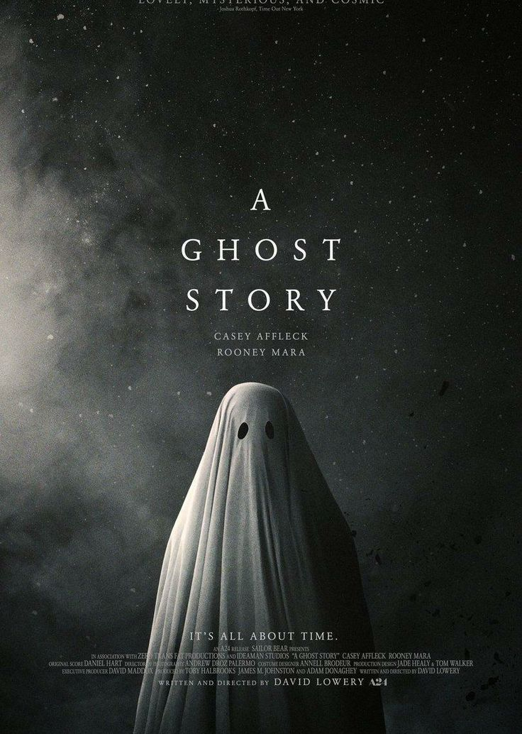 A Ghost Story (2017) online