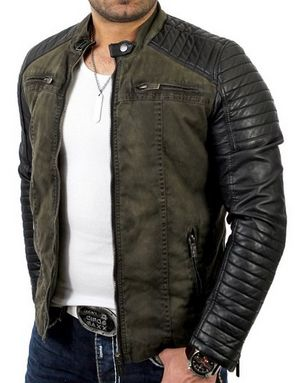 8 Leather Jackets Ideas for Men | Norway Geographical