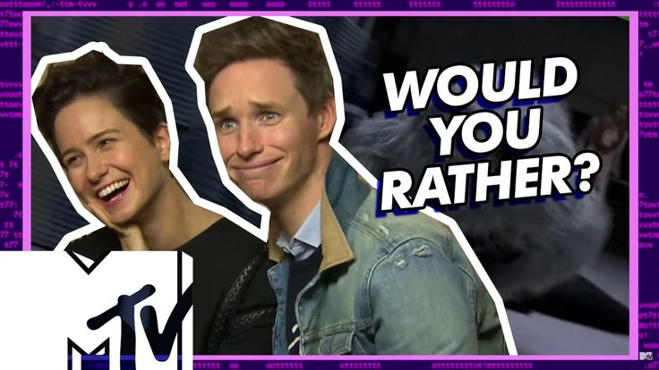 Fantastic Beasts And Where To Find Them Cast Play 'Would You Rather?' | MTV
