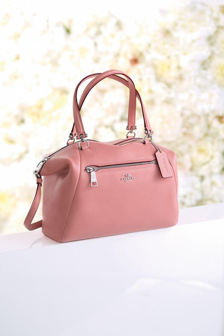 Pretty in Pink - Coach Handbag
