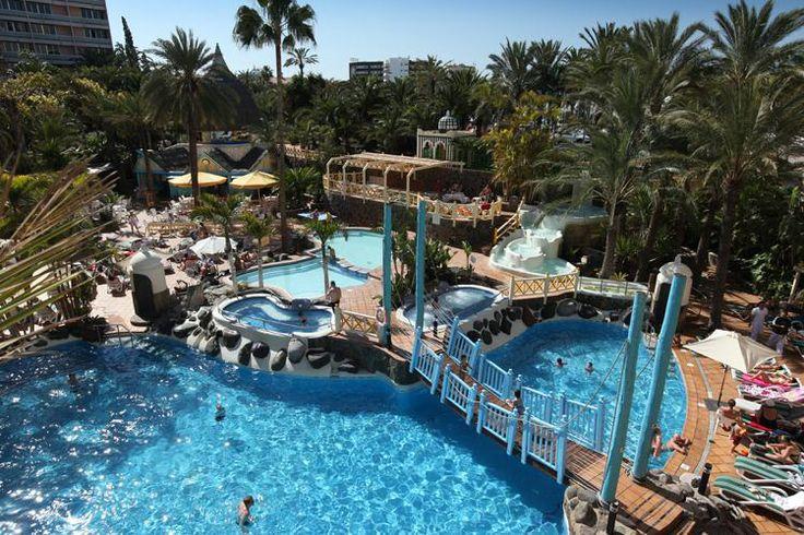 Hotel Ifa Buenaventura, Playa del Ingles, zwembad