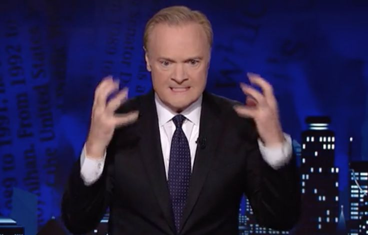 LEAKED: Watch MSNBC's Lawrence O'Donnell's Unhinged Outtakes…for Eight Crazy Minutes (UPDATE)