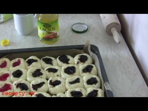 Recepty sk: Moravské koláče