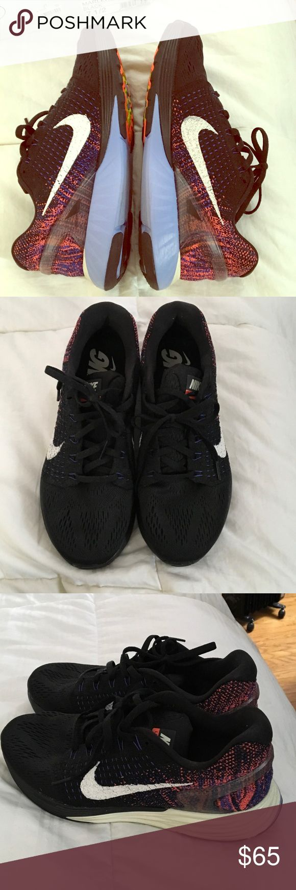 Nike workout shoes Worn once brand new sneakers Nike Shoes Sneakers