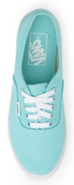 Vans in Tiffany Blue | The House of Beccaria#