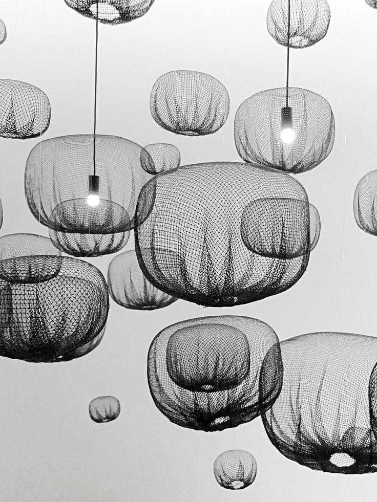 Farming Net Lamp