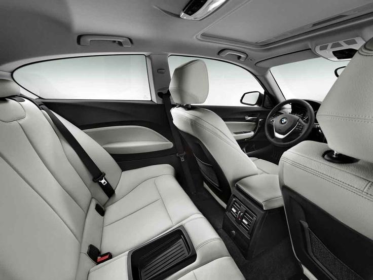 2013 BMW 1 Series 3 door