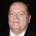 Larry Flynt, one of the world's most well know publishers of pornography. A fighter for civil liberties. Thank you Larry.