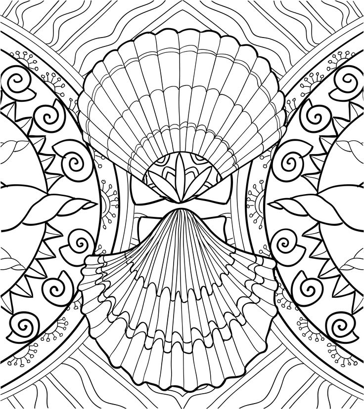 nautical coloring pages for adults - photo#31