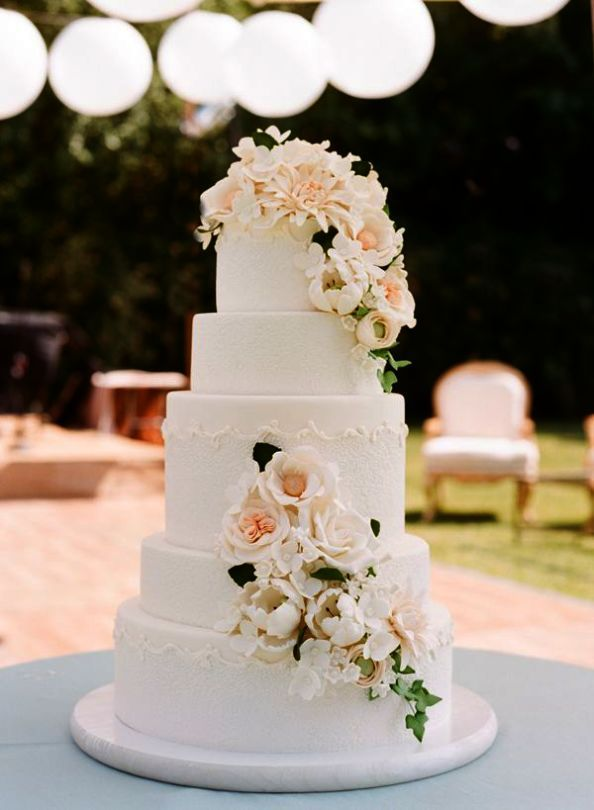 How To Make Traditional Wedding Cakes Pretty Wedding Cake Decor
