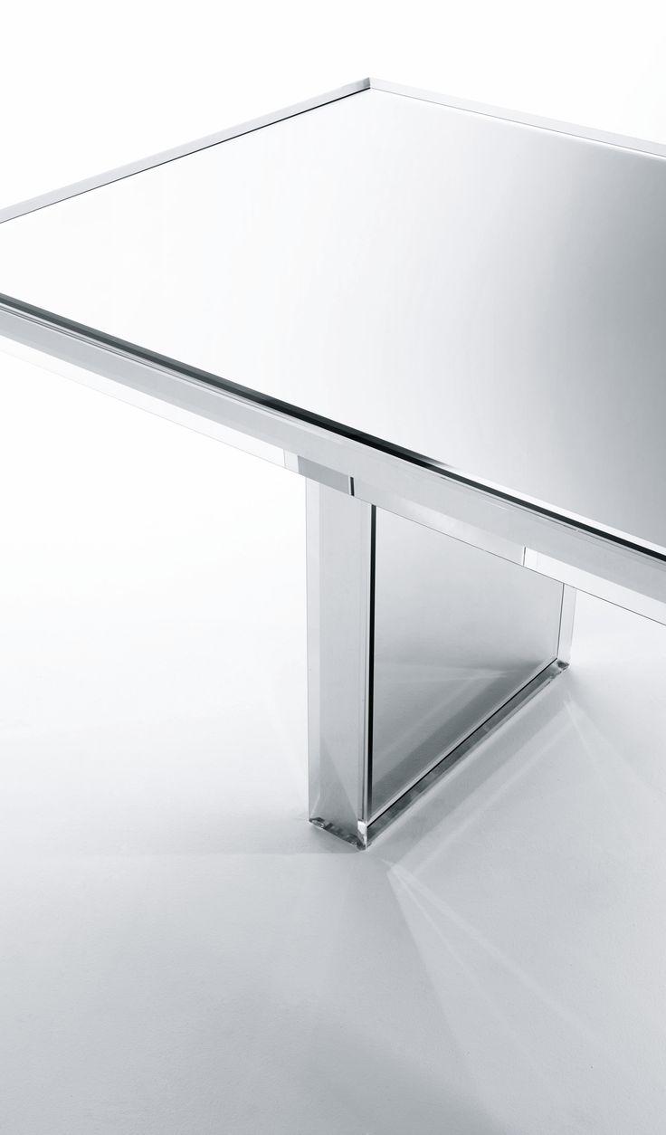 Glas Fr Tisch. Gallery Of Lady Hio Glas Italia Tisch With ...