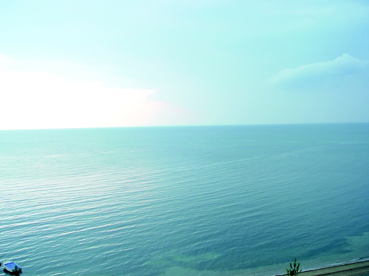 The Aegean paradise! View from Sithonia.