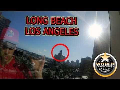 ENDLICH in LOS ANGELES! | ChrisCross - YouTube