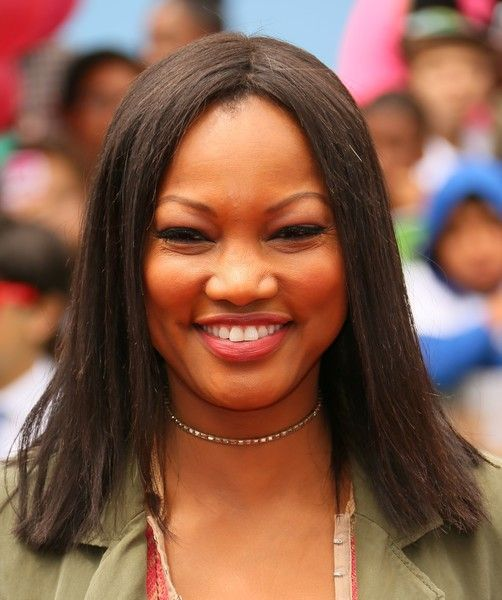 "Garcelle Beauvais Photos - Actress Garcelle Beauvais attends the premiere of ""The Angry Birds Movie"" in Westwood, California, on May 7, 2016. / AFP / Jean-Baptiste Lacroix - Premiere of Sony Pictures' 'Angry Birds' - Arrivals"