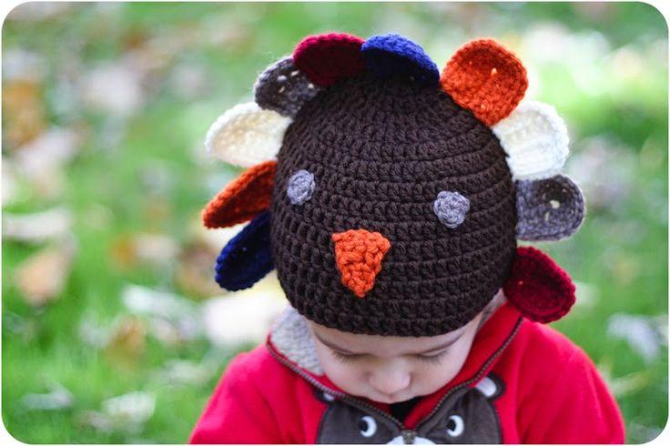 the birds & the B's: Little Turkey Hat