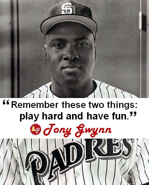 Hard Feelings Major League: 382 Best Tony Gwynn Images On Pinterest