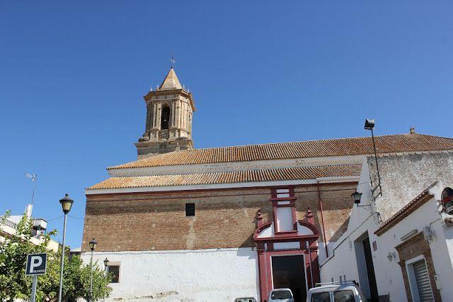 Iglesia de la Asunción en Cantillana. | Edificios, Iglesia, Sevilla