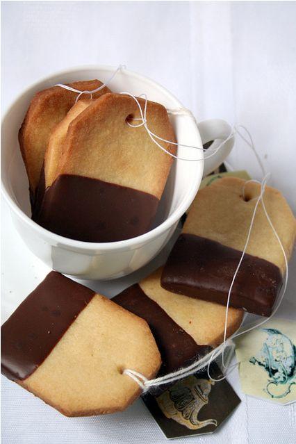 Tea Time Cookies!