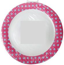 Spotty paper plates. Twig and Pony: Kids and Baby Prams, Cots, Clothing and Toys for Sale in Essendon