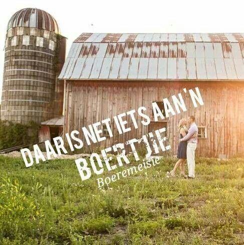 Boertjie & Boeremeisie... trots #Afrikaans