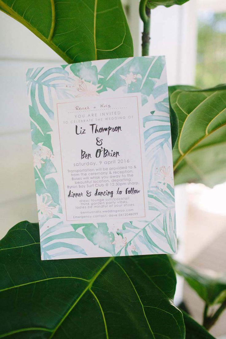 Colourful Tropical Wedding | Photo By Possum Creek Studios http://possumcreekstudios.com.au/