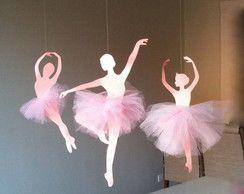 Bailarinas delicadas à dançar!