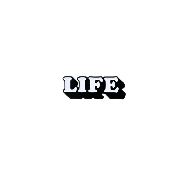 Life Enamel Pin Badge | The Bright Life