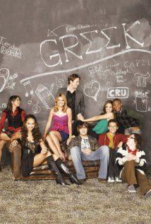 Greek: Colleges Life, Favorite Tv, Greek Show, Tv Show, Movie, Tv Series, Tvs, Greek Life, Guilty Pleasures