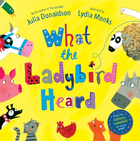 What the ladybird heard - N's absolute favourite!
