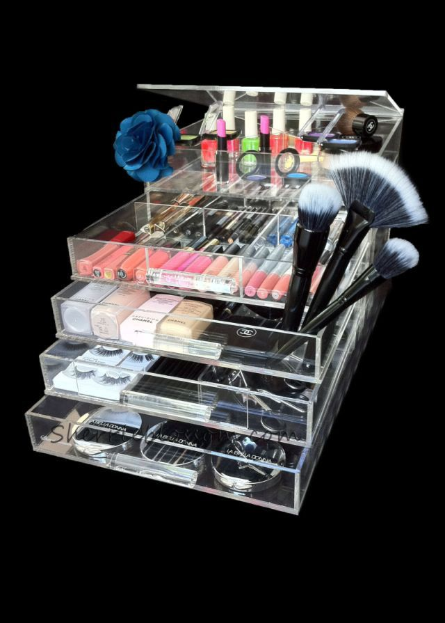 1000+ images about acrylic makeup organizer wholesale on Pinterest | Makeup storage, Lipstick ...