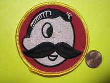 National Bohemian Beer Patch Small Crest / Hat Size*