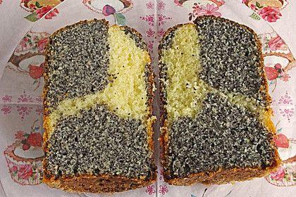 Mohn - Zitronen - Rührkuchen (Rezept mit Bild) von Igelschnäuzchen | Chefkoch.de